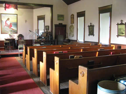 Redoakiimissouri Red Oak II Salem Country Church